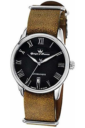 Yonger & Bresson Men's Watch YBH 1042-SN04