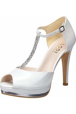 Lodi Women's's Pauli T-Bar Heels (Galaxia Avorio)