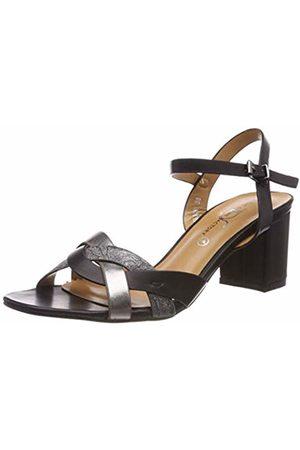 The Divine Factory Women's Morena Open Toe Sandals
