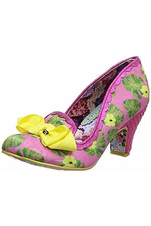Irregular Choice Women's Kanjanka Closed Toe Heels Floral Z