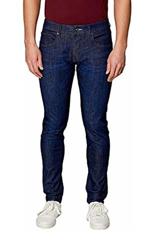 Esprit Men's 039EE2B015 Slim Jeans, ( Dark Wash 901)