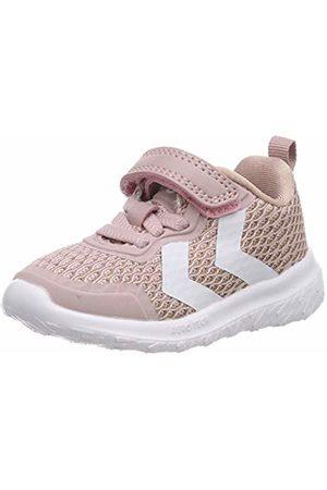 Hummel Girls' Actus Ml Infant Low-Top Sneakers 4.5 UK