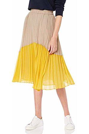 Pepe Jeans Women's Beli Skirt, (Ochre 097)