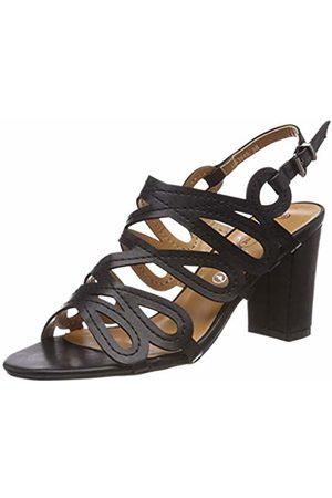 The Divine Factory Women's Regina Sling Back Sandals