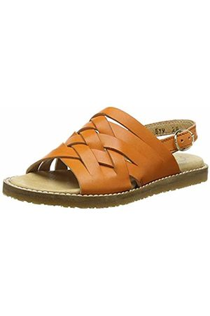 36ce144213e9 El Naturalista Kids Girls   E519 Vaquetilla Carrot Africa Sling Back Sandals