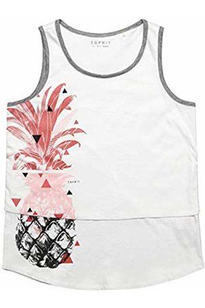 Esprit Kids Girl's Top Pineapple Vest, ( 010)