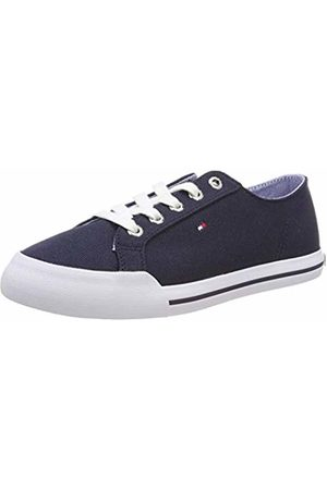 Tommy Hilfiger Women's Tommy Essential Sneaker Trainers, Navy 406