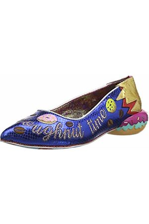 Irregular Choice Women's Donut Worry (B122-04) Closed Toe Ballet Flats, ( / B)