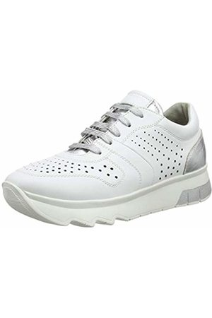 Stonefly Women Trainers - Women's's Spock 10 Nappa Trainers Bianco ( 010) 5