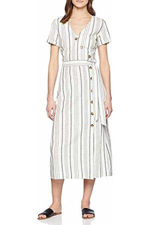 Springfield Women's's 3.pa.Vestido Camisero Ray Dress