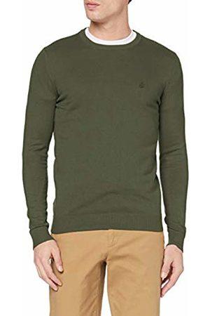 Izod Men's 12GG Crew Neck Sweater Jumper