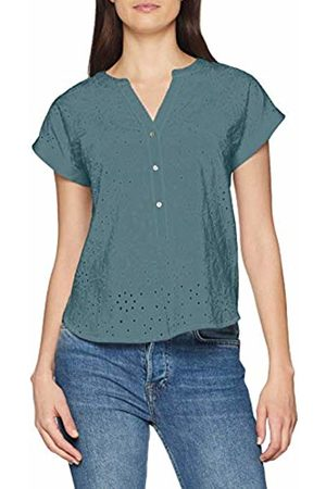 Esprit Women's 029CC1F014 Blouse, (Dusty 335)