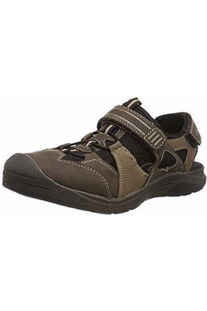 Supremo Men's's 6911601 Hiking Sandals Braun (Mokka 00005)