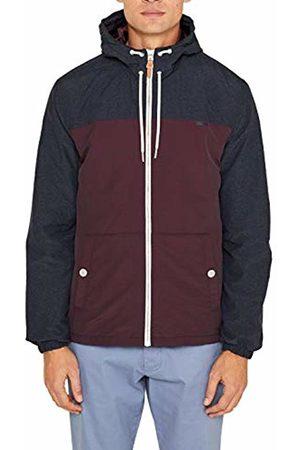 Esprit Men's 039CC2G002 Jacket, (Bordeaux 600)