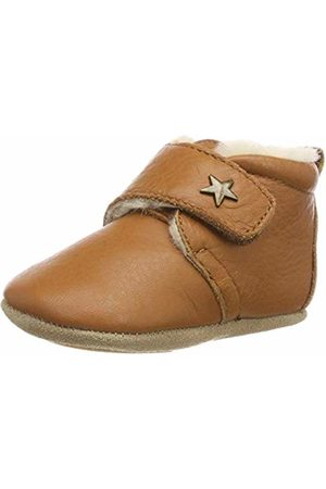 Bisgaard Unisex Kids' Wool Star Slippers