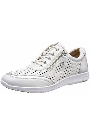 Caprice Women's's Flora Low-Top Sneakers /Silv.MUL 106