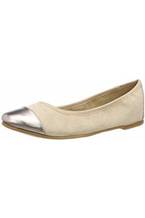 s.Oliver Women's's 5-5-22118-22 Ballet Flats (Nude/Rosegold 217) 5.5 UK