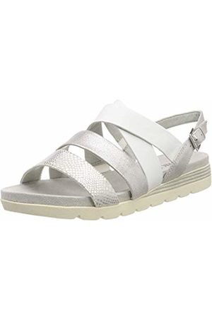 Caprice Women's's Gipsy Ankle Strap Sandals ( Comb 943) 6.5 UK