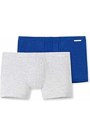 Schiesser Men's Multipack Shorts (2er Pack) Boxer