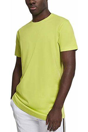 Urban classics Men's Shaped Long Tee T-Shirt, (Frozen 01494)