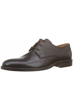 Tommy Hilfiger Men's Essential Leather Mix Shoe Oxfords