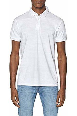 Esprit Men's 039EE2K001 Polo Shirt, ( 100)