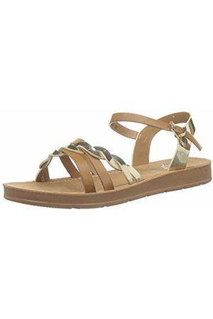 The Divine Factory Women's's Jasmine Open Toe Sandals 021