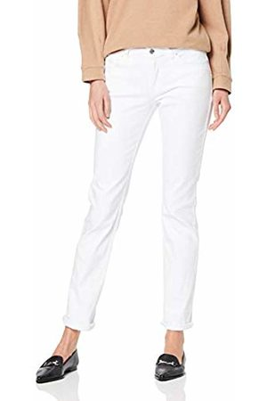 Tommy Hilfiger Women's Rome Straight RW CLR Jeans,White (Classic White 100), W28/L30 Tommy Hilfiger Women's Rome Straight RW CLR Jeans (Classic 100), W28/L30 Women's Rome Straight RW CLR Jeans