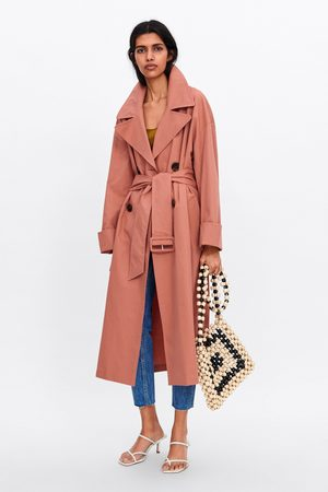 Zara Trench coat with belt
