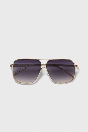 Zara Men Sunglasses - Metal frame sunglasses