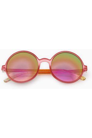 Zara Kids Sunglasses - Round tie-dye sunglasses