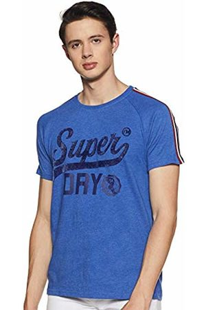 Superdry Men's Academy Athletics Tee Kniited Tank Top