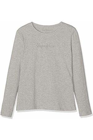 Pepe Jeans Girl's Hana Glitter L/s T-Shirt