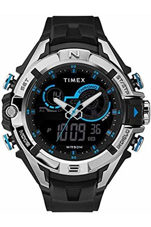 Timex Mens Digital Watch with Resin Strap TW5M23000