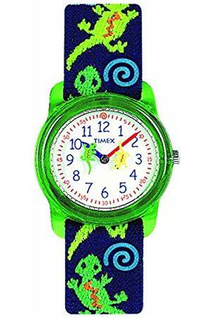 Timex Unisex Child Analogue Classic Quartz Watch with Textile Strap T72881