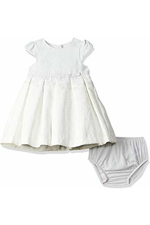 Mothercare Baby Girls' Grey Textured Dress and Knickers Set 61