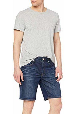 Tommy Hilfiger Men's BROOKLYN5PKT Short STR Reno Straight Jeans, Blau 911