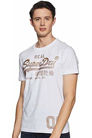 Superdry Men's Vintage Logo CNY Tee Kniited Tank Top