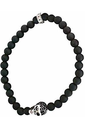 Thomas Sabo Men Silver Tennis Bracelet - A1270-159-11-L17