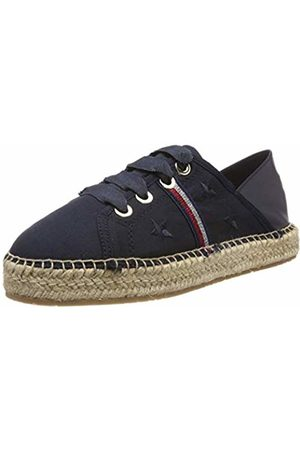 Tommy Hilfiger Women's Flat Espadrille Corporate Ribbon