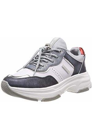 Dockers Women's's 44dc201-680669 Low-Top Sneakers (Navy/Multi 669) 6 UK