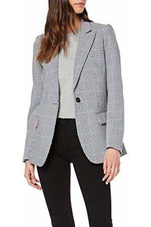 Tommy Hilfiger Women's BALESKA SB Blazer Suit Jacket, Blau (Sartorial Chk/Midnight 422)