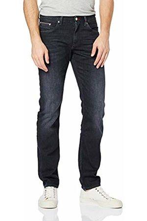 Tommy Hilfiger Men's Slim Bleecker STR Dublin Jeans, Blau 911