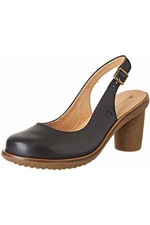 El Naturalista Women's N5155 Vaquetilla /Trivia Closed Toe Heels