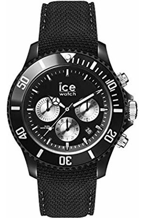 Ice-Watch Mens Chronograph Quartz Watch with Silicone Strap 16304