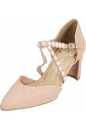 Marco Tozzi Women's 2-2-24403-22 Ankle Strap Heels