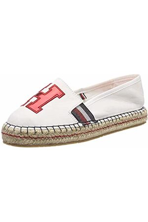 Tommy Hilfiger Women's Th Patch Espadrille Whisper 121