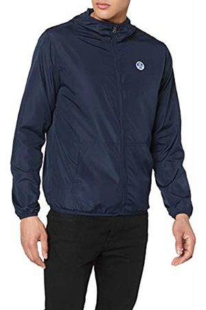 North Sails Men's 602667 Coat, (Navy 0802)