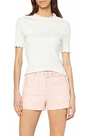 Silvian Heach Women's Bechir Short (Flamingo Qf4) 10 (Size: 42)
