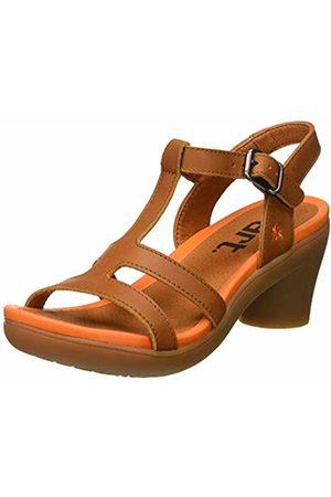 1473 Grass Cuero Alfama, Women's Slingback Sling Back Sandals, (Cuero Cuero)